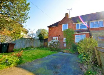 Thumbnail 3 bed semi-detached house to rent in Waterside Terrace Ninn Lane, Great Chart, Ashford