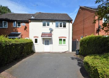 Thumbnail 3 bed semi-detached house for sale in Malham Way, Oadby, Leicester