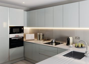Thumbnail 1 bed flat for sale in Longwater Avenue, Green Park, Reading