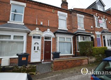 Thumbnail 3 bed terraced house to rent in Hubert Road, Birmingham, West Midlands.