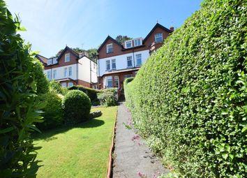 Thumbnail 8 bed semi-detached house for sale in Church Walks, Llandudno