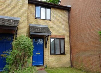 Thumbnail 2 bed terraced house for sale in Finbars Walk, Ipswich