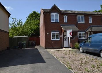 Thumbnail 2 bed end terrace house to rent in Quedgeley, Gloucester