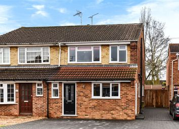Thumbnail 3 bed semi-detached house for sale in Coleville Road, Farnborough, Hampshire