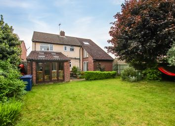 Thumbnail 6 bed detached house for sale in St. Albans Road, Cambridge