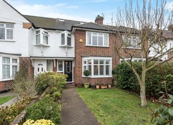 Thumbnail 4 bed terraced house for sale in Tudor Drive, Kingston Upon Thames