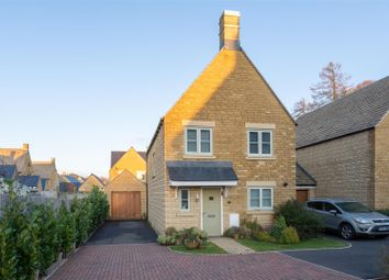 Thumbnail 4 bedroom detached house for sale in Merlin Close, Upper Rissington, Gloucestershire