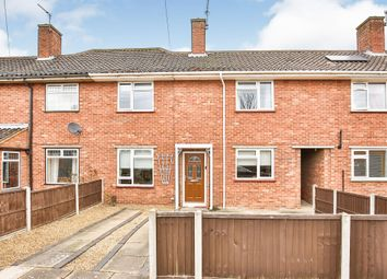 Thumbnail 3 bed terraced house for sale in Buckingham Road, Norwich