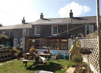 Thumbnail 2 bedroom terraced house for sale in Mount Hawke, Truro, Cornwall