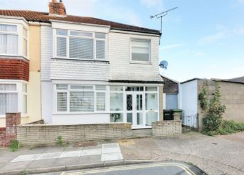 Thumbnail 3 bed semi-detached house for sale in Compton Road, North End, Portsmouth