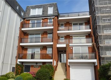 Thumbnail 3 bed flat for sale in Stratton House, Westcliff Parade, Westcliff-On-Sea, Essex