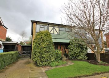 Thumbnail 3 bed semi-detached house for sale in The Finches, Benfleet