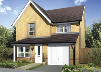 """Thumbnail 3 bedroom detached house for sale in """"Alston"""" at Tregwilym Road, Rogerstone, Newport"""