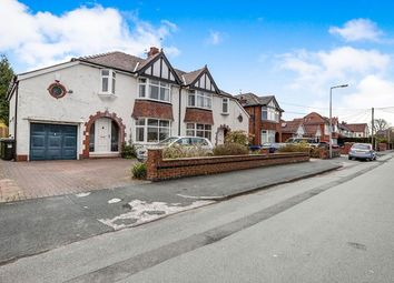 Thumbnail 3 bed semi-detached house for sale in Sundial Road, Stockport