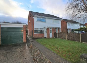 Thumbnail 2 bed semi-detached house for sale in Farndon Drive, Newton, Wirral