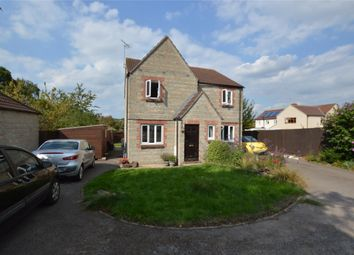 Thumbnail 2 bed semi-detached house for sale in The Burltons, Cromhall, Wotton-Under-Edge