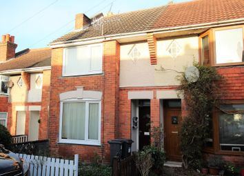 Thumbnail 2 bedroom terraced house for sale in Spring Road, Springbourne, Bournemouth