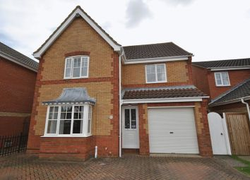 Thumbnail 4 bedroom detached house for sale in Drewray Drive, Taverham, Norwich