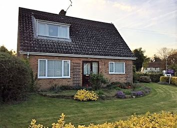 Thumbnail 3 bedroom detached house for sale in Cathedral Drive, North Elmham, Dereham