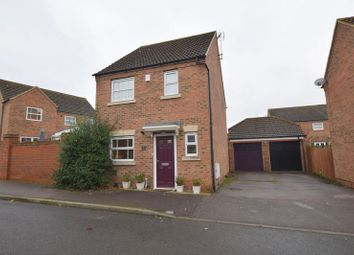 Thumbnail 3 bed detached house for sale in Cuckoo Way, Aylesbury