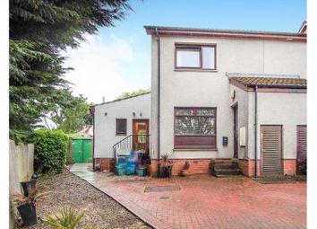 Thumbnail 2 bedroom end terrace house for sale in Inchyra Place, Dundee
