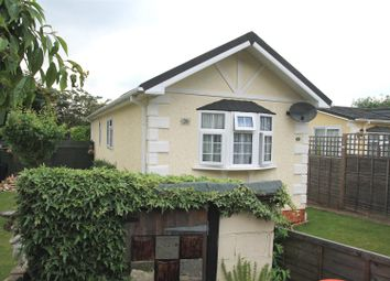 Thumbnail 1 bed mobile/park home for sale in Blythewood Lane, Ascot Park, Ascot