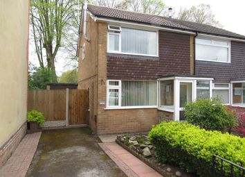 Thumbnail 2 bed semi-detached house for sale in Watson Street, Derby