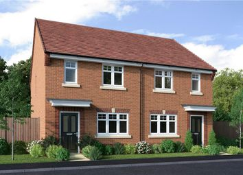 "Thumbnail 3 bed semi-detached house for sale in ""Overton"" at Stanley Parkway, Wakefield"