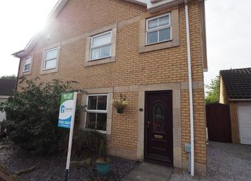 Thumbnail 4 bed semi-detached house to rent in The Haven, Victoria Dock, Hull