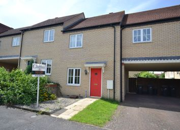 Thumbnail 3 bedroom terraced house to rent in Brooke Grove, Ely, Ely, Cambridgeshire