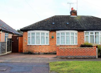 Thumbnail 3 bed semi-detached bungalow for sale in Melton Avenue, Leicester
