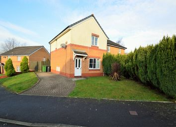 Thumbnail 2 bed semi-detached house for sale in Heol Llinos, Thornhill