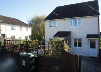 Thumbnail 2 bedroom flat to rent in Pilsdon Close, Beaminster