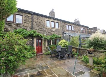 Thumbnail 2 bedroom terraced house to rent in Popples, Illingworth, Halifax