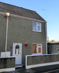 Thumbnail 2 bed semi-detached house for sale in Wellington Street, Pembroke Dock