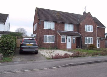 3 bed semi-detached house to rent in Haddon Drive, Reading RG5