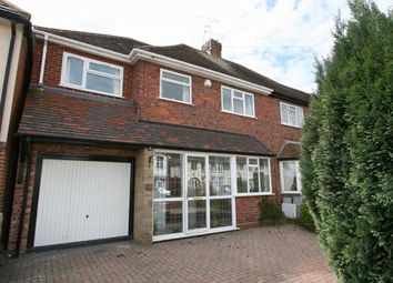 Thumbnail 4 bedroom semi-detached house to rent in Woodland Road, Wolverhampton