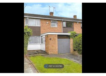 Thumbnail 3 bed terraced house to rent in Lindley Close, Harpenden