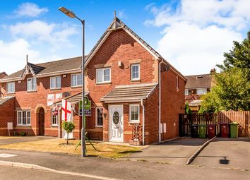 Thumbnail 3 bed semi-detached house for sale in Elterwater Road, Farnworth, Bolton