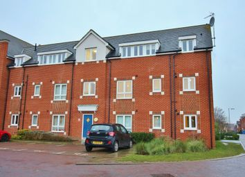 Thumbnail 2 bedroom flat for sale in Southalls Way, Norwich