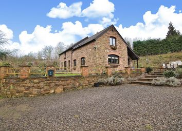 Thumbnail 3 bed barn conversion for sale in Mitchel Troy, Monmouth