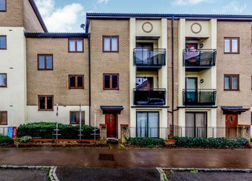 Thumbnail 2 bed flat for sale in Goodrington Place, Broughton, Milton Keynes