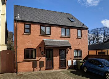 Thumbnail 2 bed semi-detached house for sale in Friars Street, Hereford