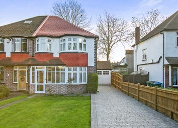 Thumbnail 4 bed property for sale in Sidcup Road, London