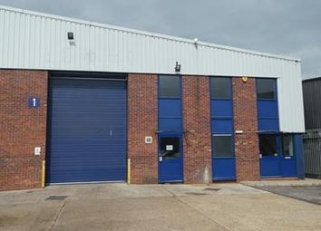 Thumbnail Light industrial to let in Unit 1 Phoenix Park, Parkwood Industrial Estate, Coldred Road, Maidstone, Kent