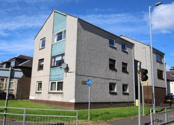 Thumbnail 4 bedroom flat for sale in Gateside Avenue, Greenock, Inverclyde