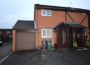 Thumbnail 2 bedroom semi-detached house for sale in Nash Close, Rowley Regis