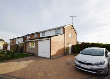 Thumbnail 3 bed semi-detached house for sale in Thornhill, Leigh-On-Sea, Essex