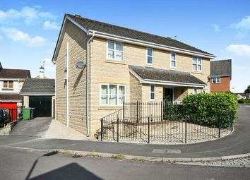 Thumbnail 3 bed detached house to rent in Meadowsweet Drive, Calne