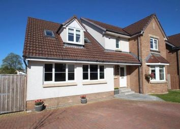 Thumbnail 4 bed detached house for sale in Deaconsbrook Lane, Mearns Gate, Glasgow, Lanarkshire